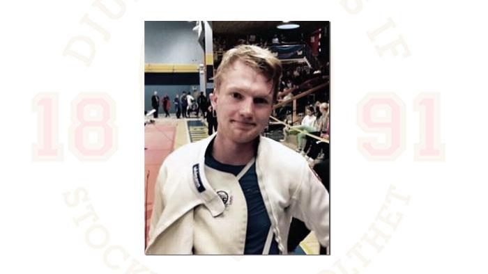 Jacob Stymne årets ungdomsstipendiat
